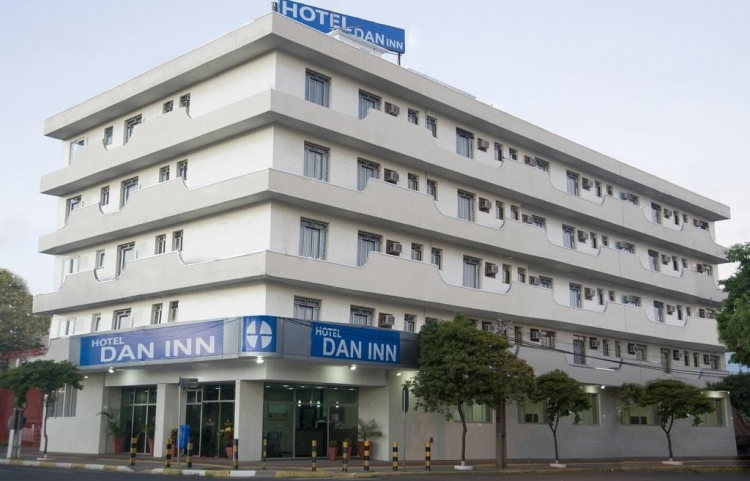 Hotel Dan Inn Foz do Iguaçu