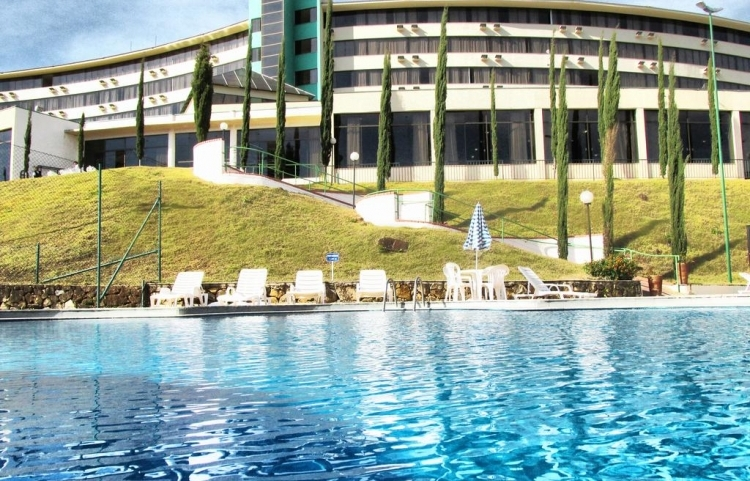 Hotel Golden Park All Inclusive Poços de Caldas Premium