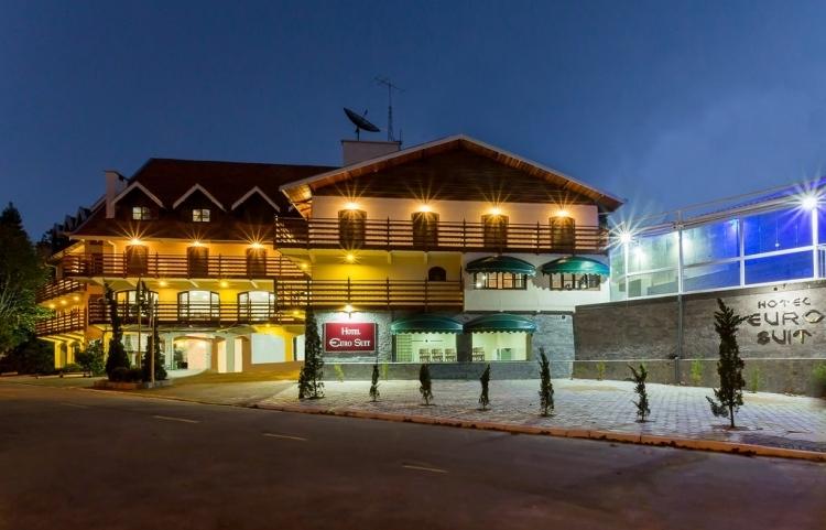 Hotel Nacional Inn Euro Suit Campos do Jordão