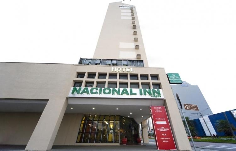 Hotel Nacional Inn Torres Curitiba